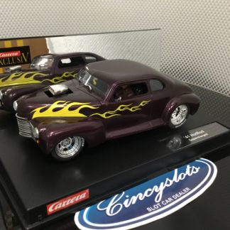 Carrera 20224 Exclusiv '41 Hot Rod Supercharged. Lightly Used.