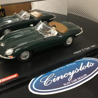 Carrera 20485 Jaguar E-Type 1961 USED.