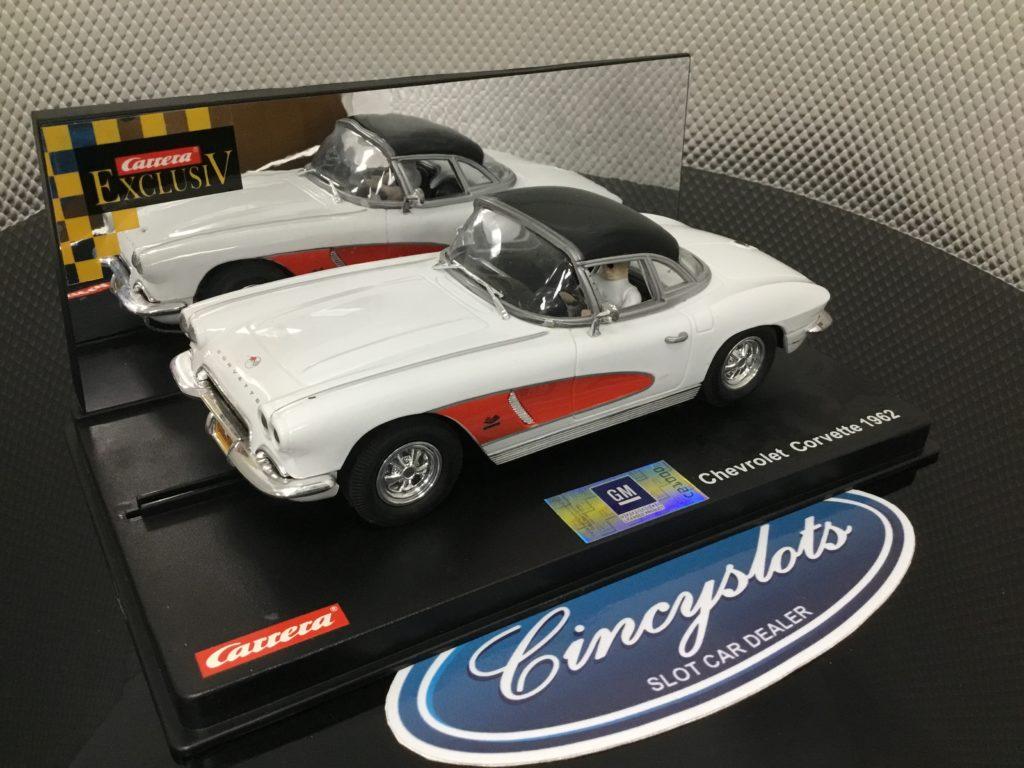 Carrera 20486 Chevrolet Corvette 1962 USED.