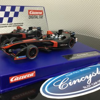 Carrera D132 30706 Formula E Heidfeld Lightly Used.