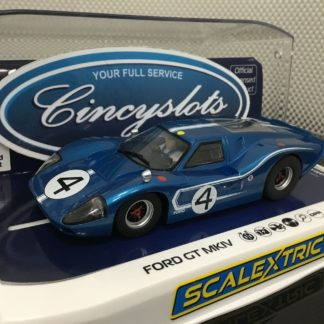 Scalextric C4032 Ford GT MkIV 1967 LeMans Hulme.