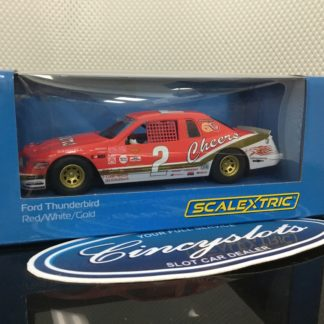 Scalextric C4067 Ford Thunderbird Nascar Cheers.