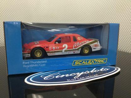 Scalextric C4067 Ford Thunderbird Nascar Cheers.