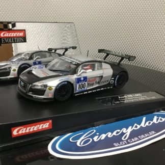 Carrera Evolution 27321 Audi R8 LMS, Lightly Used.