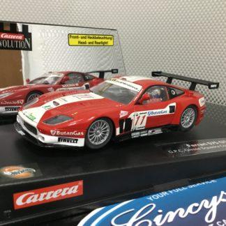 Carrera Evolution 25753 Ferrari 575 GTC, Lightly Used.