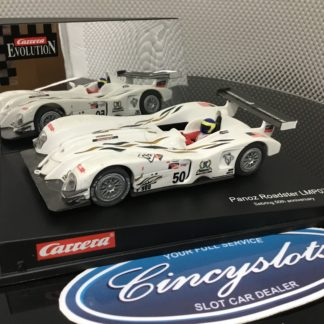 Carrera Evolution 25431 Panoz LMP, Lightly Used.