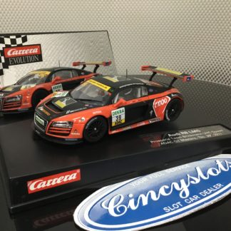 Carrera Evolution 27395 Audi R8 LMS, Lightly Used.