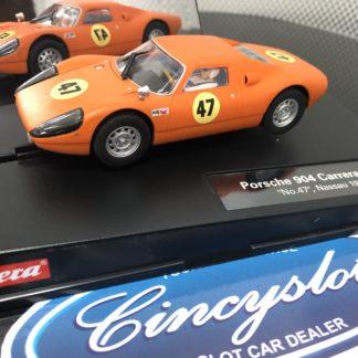 Carrera D132 30719 Porsche 904 GTS 27484 Lightly Used.