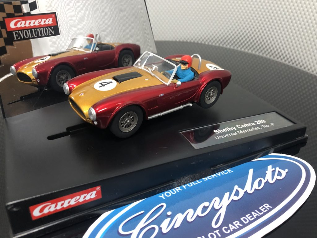 Carrera Evolution 27433 Ford Shelby Cobra  #4.