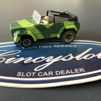 AFX HO VW Thing Used, Good Windshield.