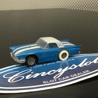 TYCO PRO Ford Thunderbird HO Slot Car Used.