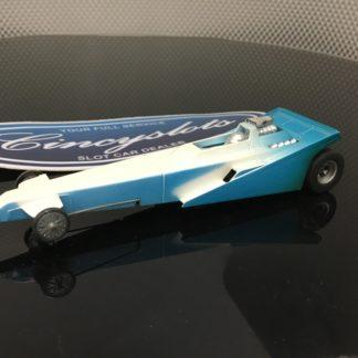 AFX 1973-76 Aurora DYNO-MITE DRAGSTER HO Slot Car