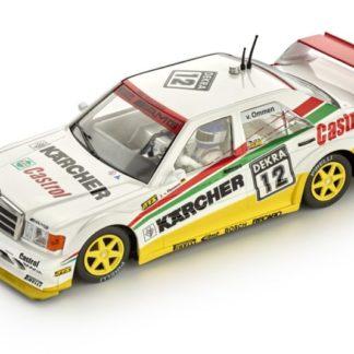 Slot.it CA44b Mercedes 190e Zolder DTM 1989 1/32 Slot Car.