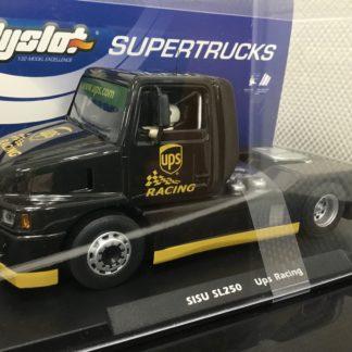Flyslot 201301 SISU SL-250 UPS Racing 1/32 Slot Car.