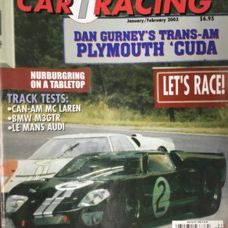 Model Car Racing Magazine #7.