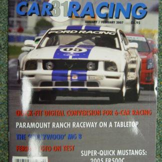 Model Car Racing Magazine #31.