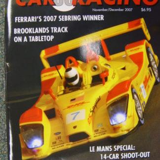 Model Car Racing Magazine #36.
