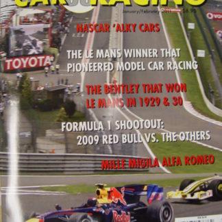 Model Car Racing Magazine #55.