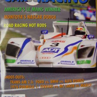 Model Car Racing Magazine #35.