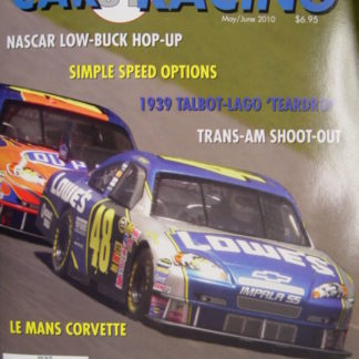 Model Car Racing Magazine #51.