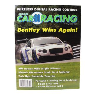 Model Car Racing Magazine 80.