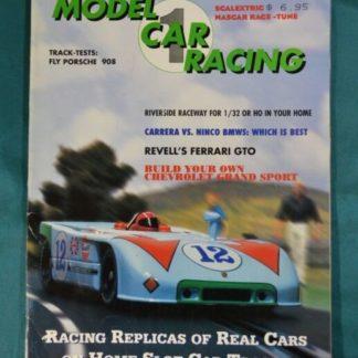 Model Car Racing Magazine #1