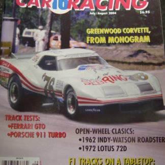 Model Car Racing Magazine #16.