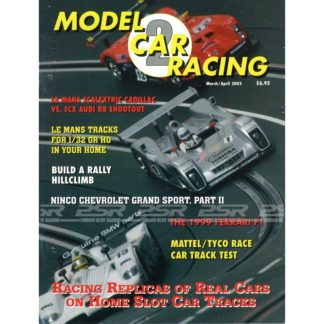 Model Car Racing Magazine #2.