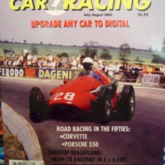 Model Car Racing Magazine #22.