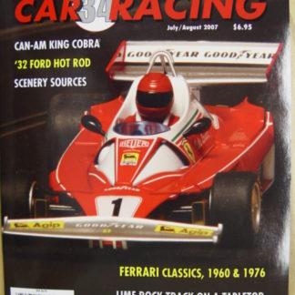 Model Car Racing Magazine #34.