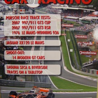Model Car Racing Magazine #37.