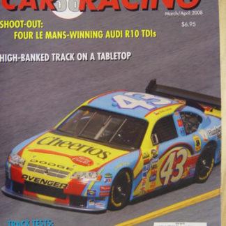 Model Car Racing Magazine #38.