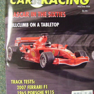 Model Car Racing Magazine #39.