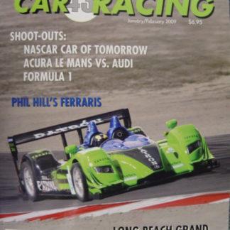 Model Car Racing Magazine #43.