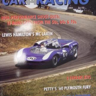 Model Car Racing Magazine #44.
