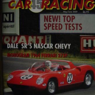 Model Car Racing Magazine #45.