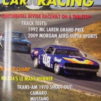 Model Car Racing Magazine #50.