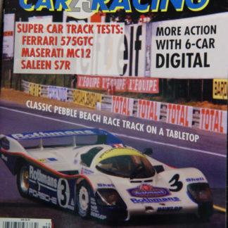 Model Car Racing Magazine #23.