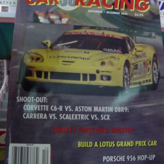 Model Car Racing Magazine #30.