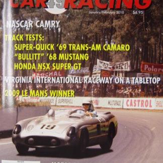Model Car Racing Magazine #49.