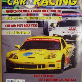 Model Car Racing Magazine #62.