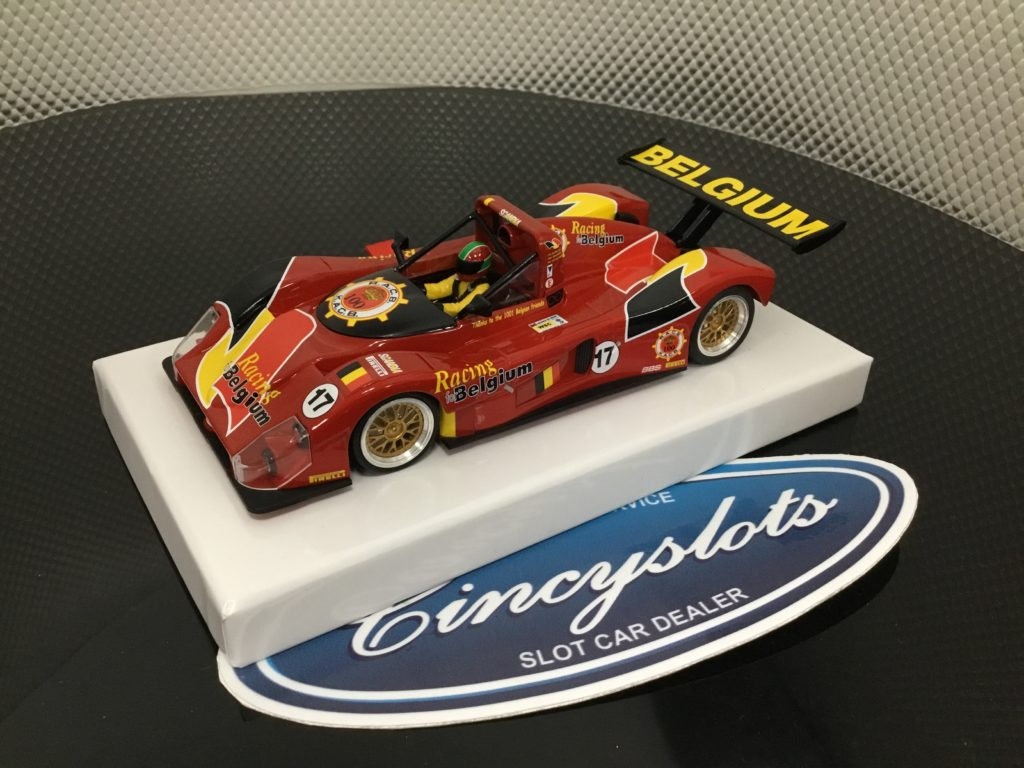 RevoSlot RS0056 Ferrari 333 1/32 Slot Car.