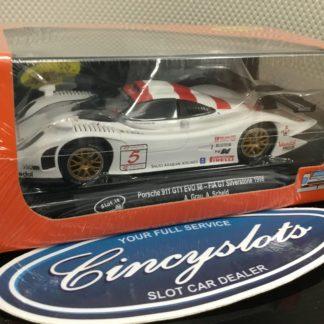 Slot.it CA23f Porsche 911 GT1 EVO 1/32 Slot Car.