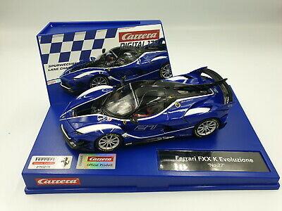 Carrera Digital D132 30947 Ferrari FXX K Evo.