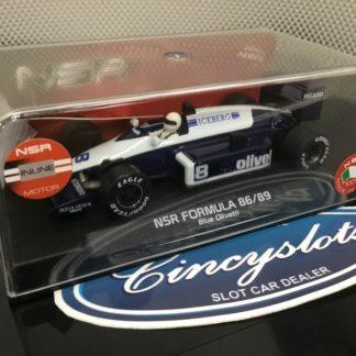 NSR NSR01232IL Formula 86/89 Olivette 1/32 Slot Car.