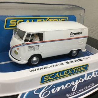 Scalextric C4086 VW Panael Van Brumos Racing.