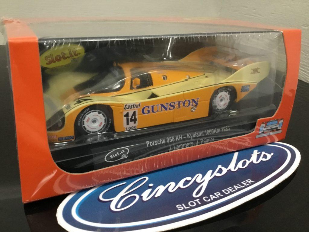 Slot.it CA09I Porsche 956KH Gunston.