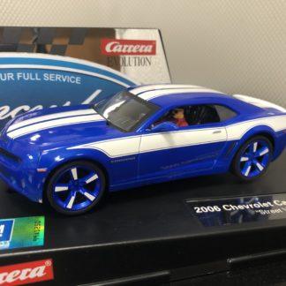 Carrera Evolution 27462 Chevrolet Camaro Concept.