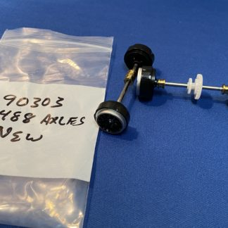 Carrera 90303 Ferrari 488 Axles Set, New.