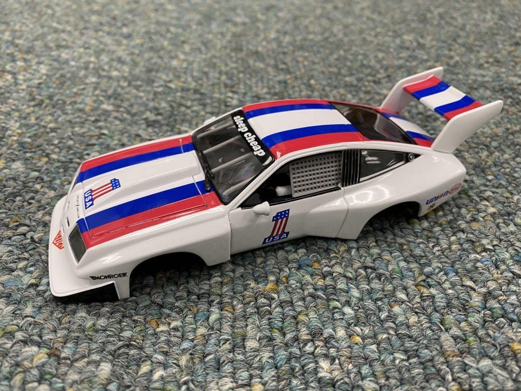 Carrera 1/32 Chevrolet Dekon Monza USA Body, NEW.